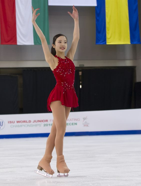 ISU World Junior Figure Skating Championships ® » Gallery 19.03.2016.