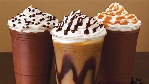 بعيدا عن روتين المشروبات الشتوية طريقة عمل موكا فرابيه المثلجة Food Desserts Pudding