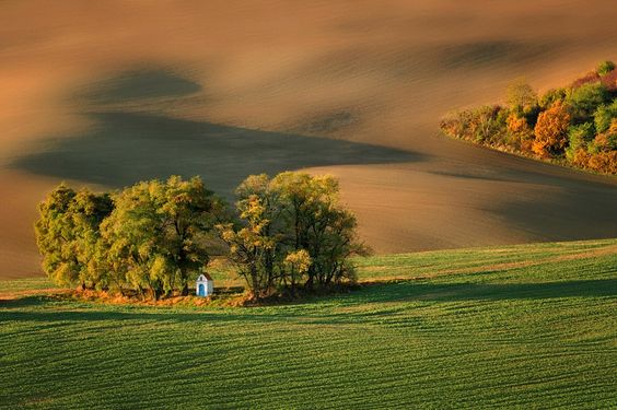 The Chapel... by Pawel Kucharski on 500px