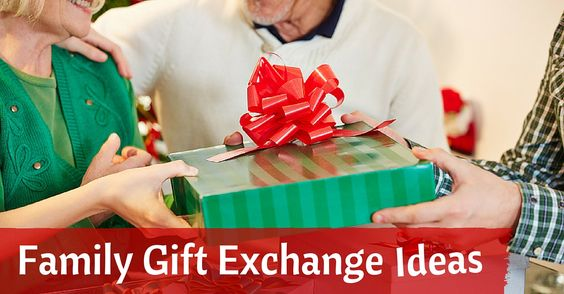 Best 28 Family Gift Exchange Ideas Christmas Best 25