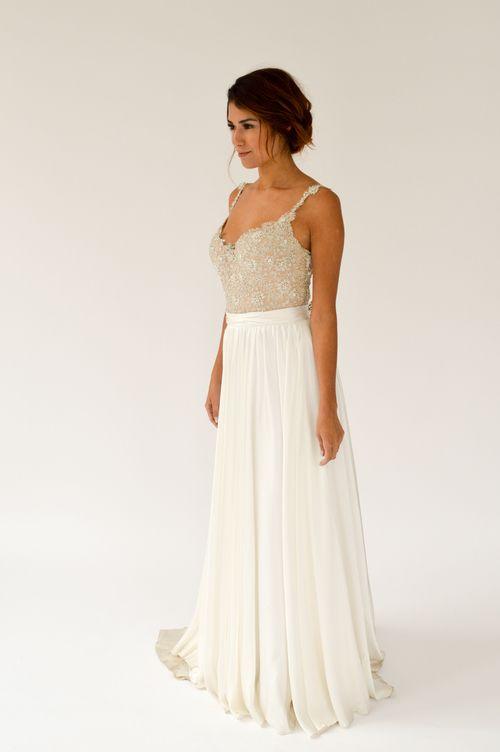 Claire Wedding Dress By Alyssa Kristin Affordable Wedding Dresses Wedding Dress Store Wedding Gowns