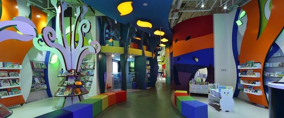 retail environment for kids - Google Search