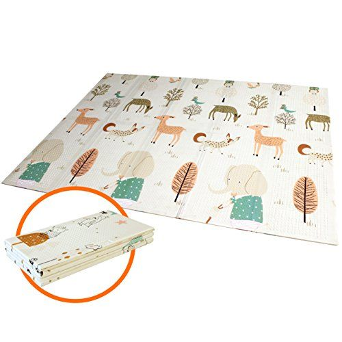 baby play mat folding baby care xpe