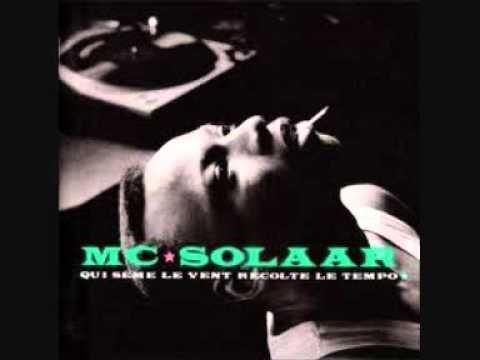 MC Solaar- Qui seme le vent recolte le tempo