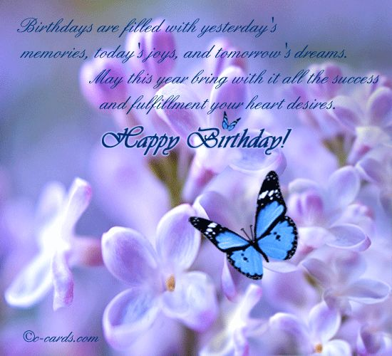Inspirational Birthday Wishes: Pinterest • The World's Catalog Of Ideas