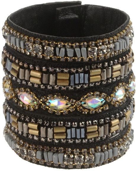 Deepa Gurnani Bracelet - perfect for my maxi dresses this spring