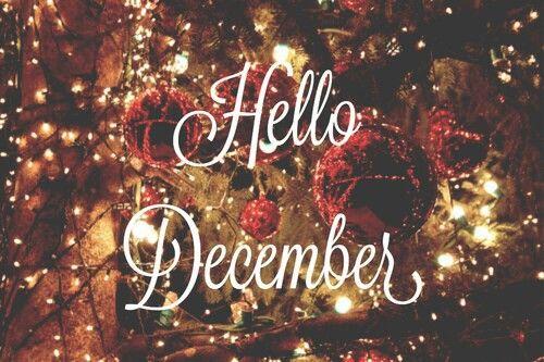 Αποτέλεσμα εικόνας για hello december
