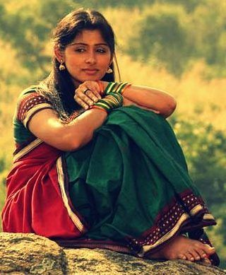 Image result for Indian young girl traditional