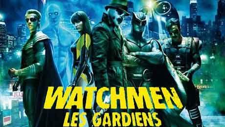 Watchmen ou les Gardiens, un films de comics réalisé par Zack Snyder, des super héros pas politiquement corrects, soi disant plus réaliste.