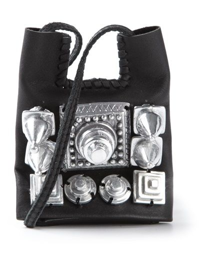 KTZ Small Studded Pouch