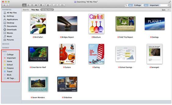 ระบบปฏิบัติการ OS X 10.9 Mavericks ใหม่ล่าสุดเปิดตัวแล้ว มาดูกันว่ามีอะไรใหม่ๆ บ้าง