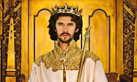 Best Shakespeare productions: what's your favourite Richard+II? Of course, its Mr W's portrayal that's tops. I am even more convinced after watching a recent BBC4 programme about Richard II that the Hollow Crown version is as close to the real person as we can get.