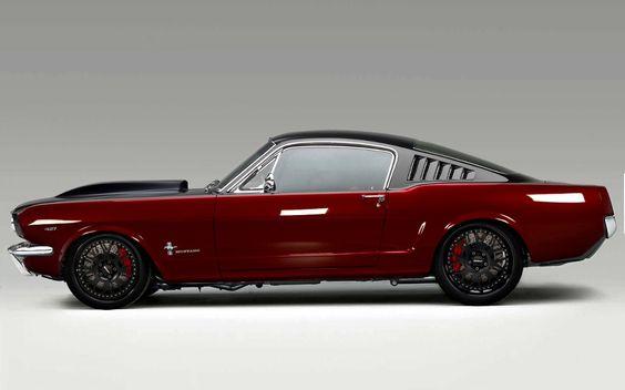 Paul Obaugh Ford >> 1965 Mustang Fastback | 1964½-'66 Mustang Fastback | Pinterest | Art, Mustangs and deviantART