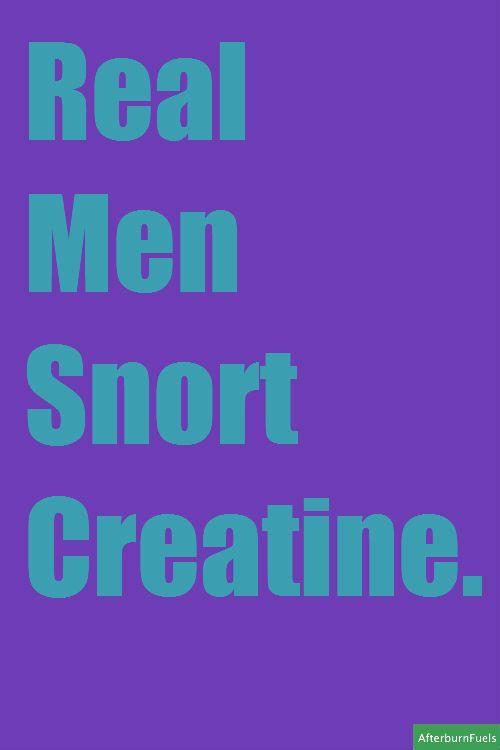 Funny #creatine quote