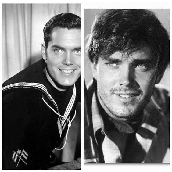 Jeffrey Hunter-Navy-1945-46 (Actor)   Jeffrey Hunter DVD ...