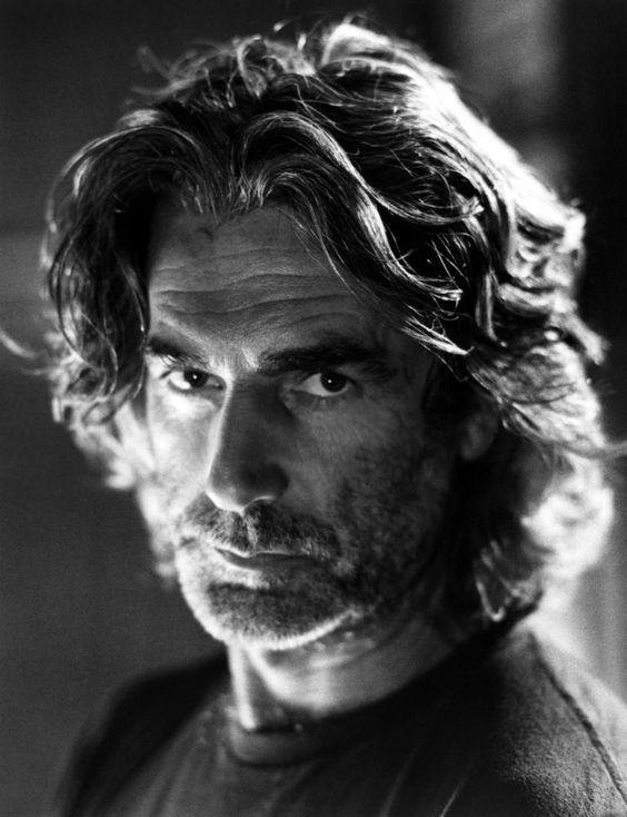 Probably the perfect looking man, sam elliot