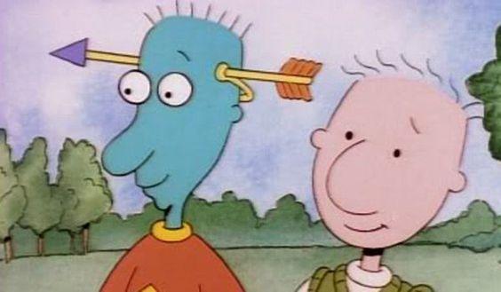 """14 vezes em que """"Doug"""" foi o melhor desenho de todos os tempos"""
