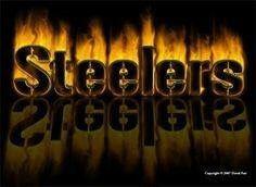 Flaming Steelers
