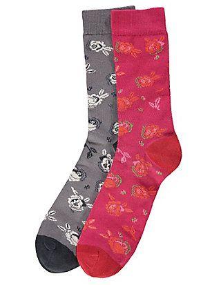 Deerberg 2er Pack Socken Mande