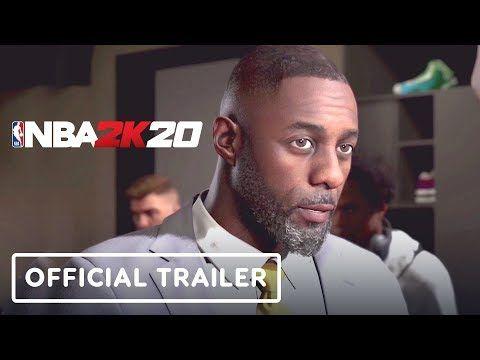 Nba 2k20 My Career Mode Official Trailer Idris Elba Rosario Official Trailer Idris Elba Michael Ealy