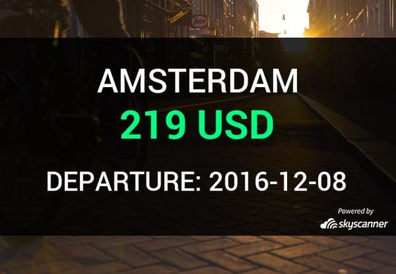 Flight from Los Angeles to Amsterdam by WOW air #travel #ticket #flight #deals   BOOK NOW >>>