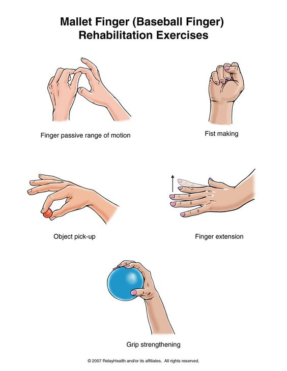 If you are coming back from a baseball hand injury this is a great rehabilitation exercise to get you back to the field in no time. #baseball #hand #exercise