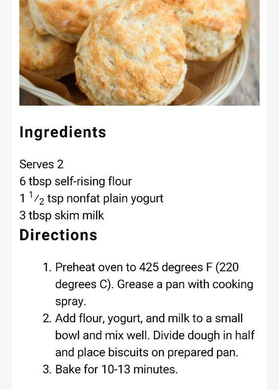 3 ingredient biscuits