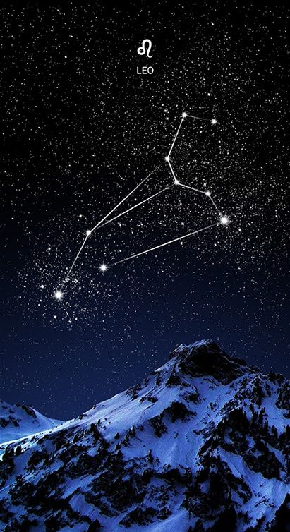 leo constellation leo pinterest il mio amore