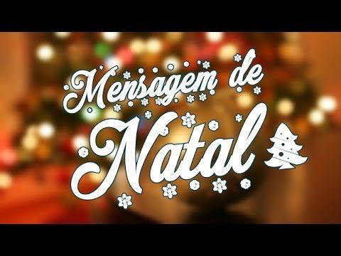 Mensagens De Natal Mensagem De Natal Natal E Mensagens