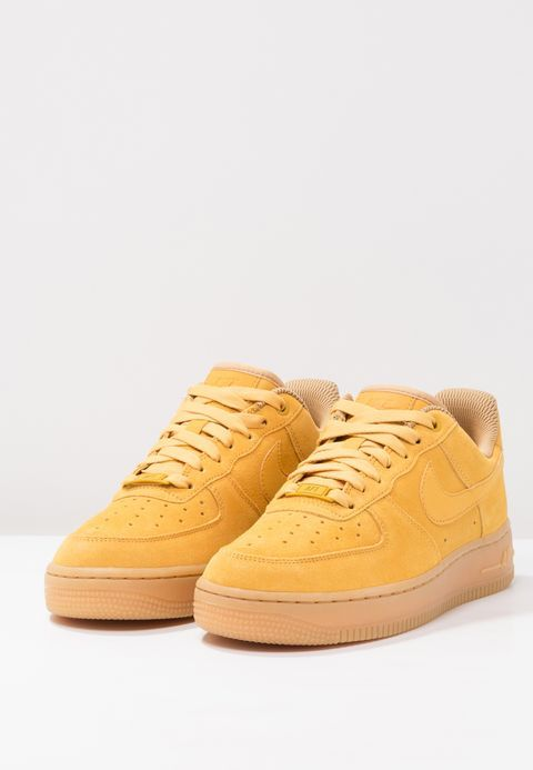 air force 1 jaune daim