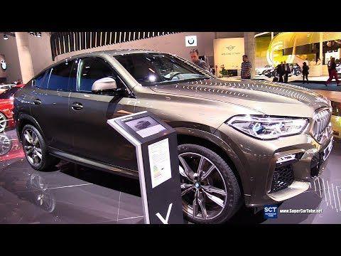 2020 Bmw X6 M 50i Exterior Interior Walkaround 2019 Iaa Frankfurt Auto Show Youtube Bmw X6 Best New Cars Bmw