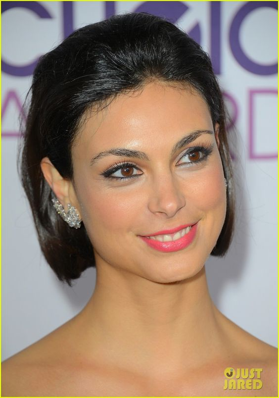 Morena Baccarin Hairstyles Medium Pinterest Sexy