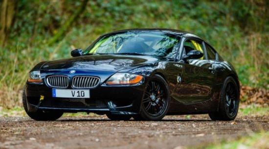 Deze BMW Z4 heeft een V10, maar niet díe V10
