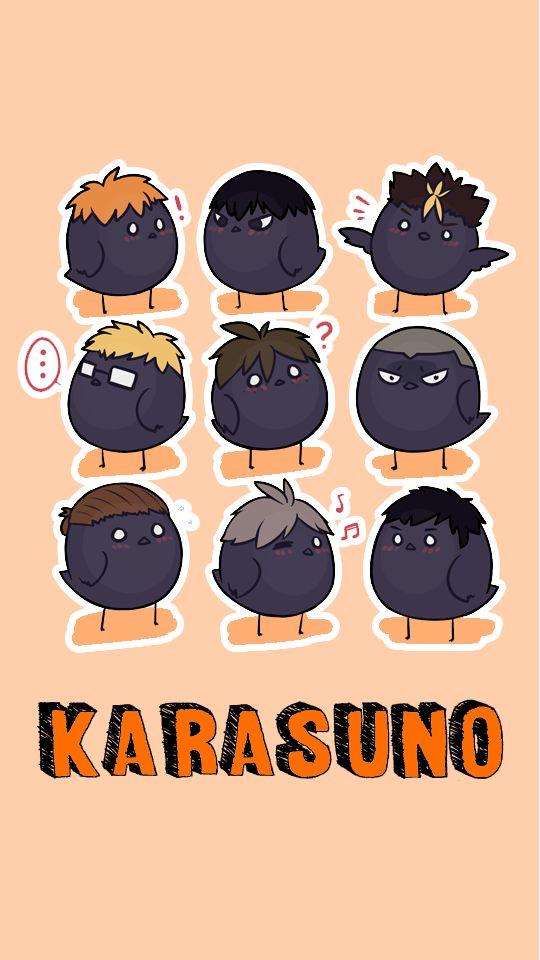 Karasuno Crows: