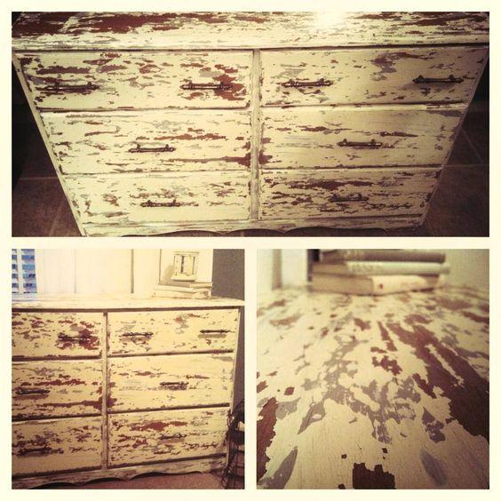 """boat wood"" dresser"