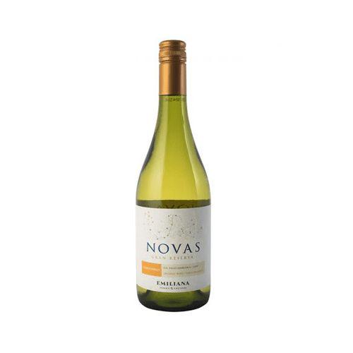 Rượu Vang Novas Gran Reserva Chardonnay