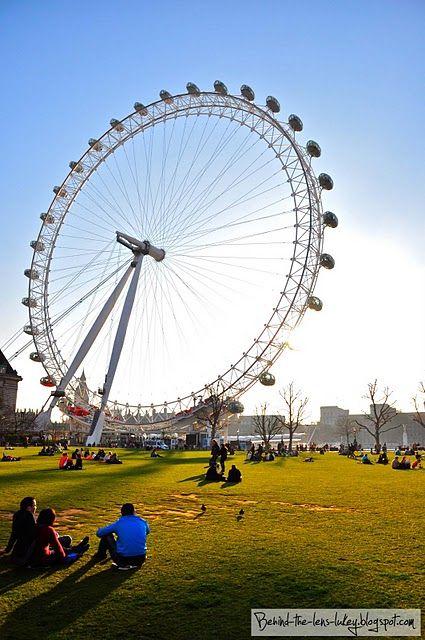 London Eye #travel #photography