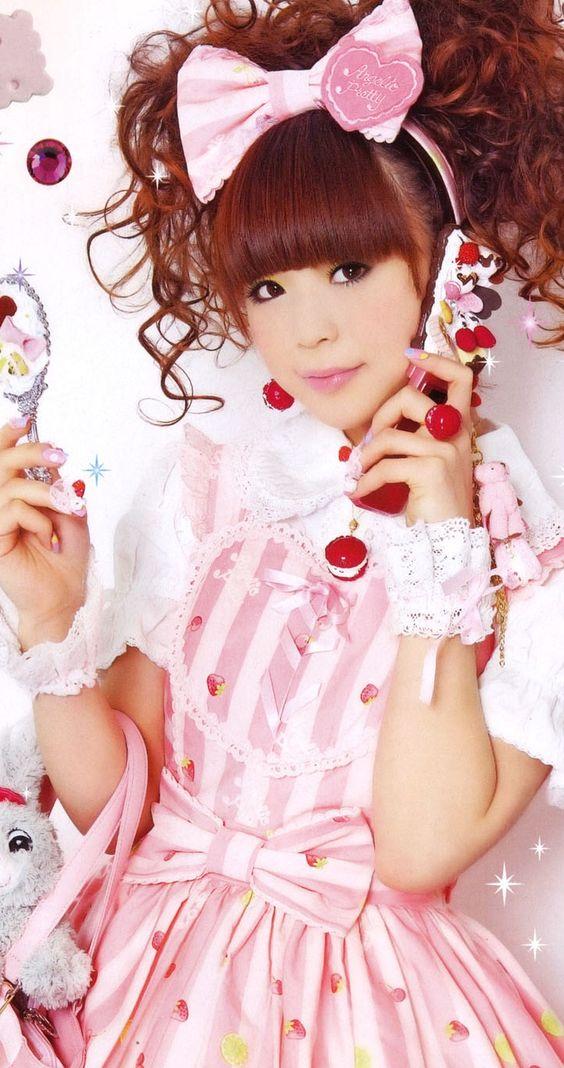 ♥ ロリータ, sweet lolita, fairy kei, decora, lolita, loli, gothic lolita, pastel goth, kawaii, fashion, victorian, rococo, wa-lolita♥