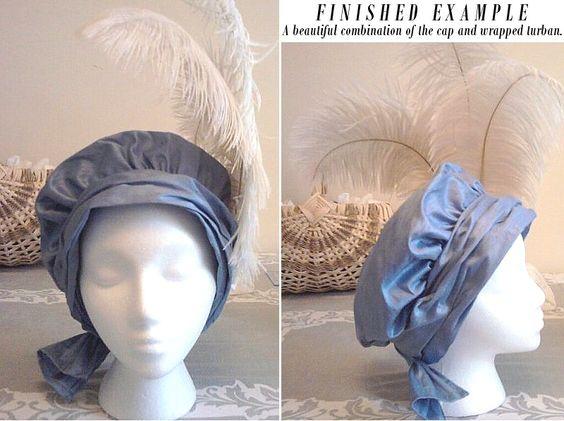 The Oregon Regency Society ~ Northwest Chapter: The Regency Lady's Turban