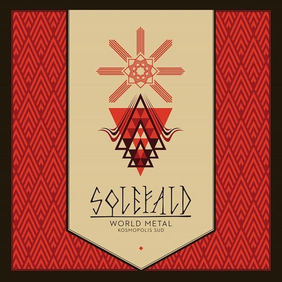 Solefald - World Metal. Kosmopolis Sud on 2LP