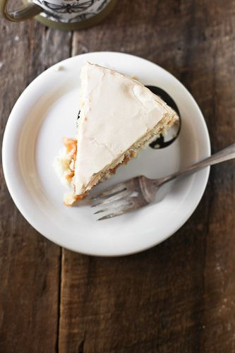 caramel cake with apple filling: Party Cake, Cake Recipe, Cooking Recipe, Caramel Apple Cakes, Yummy Cake, Birthday Cake, Caramel Cake, Caramel Apples