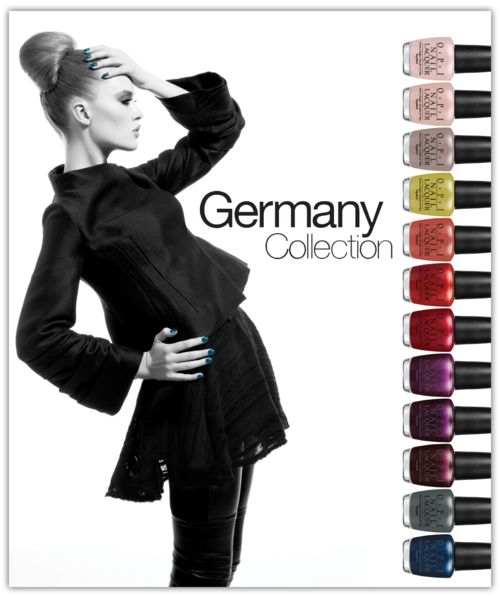 CANT WAIT! OPI FALL 2012