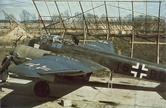 A German Junkers  Ju 88A. Pin by Paolo Marzioli