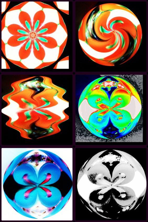 Jugando con colores