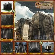 Cool Steampunk Arboretum Look Non-toxic glass! Google Image Result for http://www.meshbox.com/steampunkcity1/SC1V106-0.jpg
