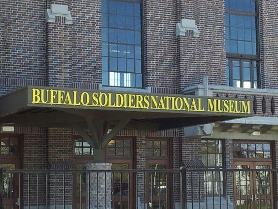 Buffalo Soldier Museum #museumdistrict #houston #followthelion