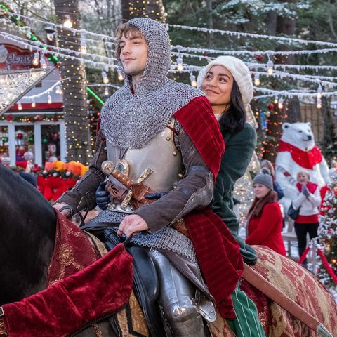Vanessa Hudgens New Netflix Christmas Movie Sounds Even Better Than The Princess Switch Romantic Christmas Movies The Knight Before Christmas Netflix Christmas Movies
