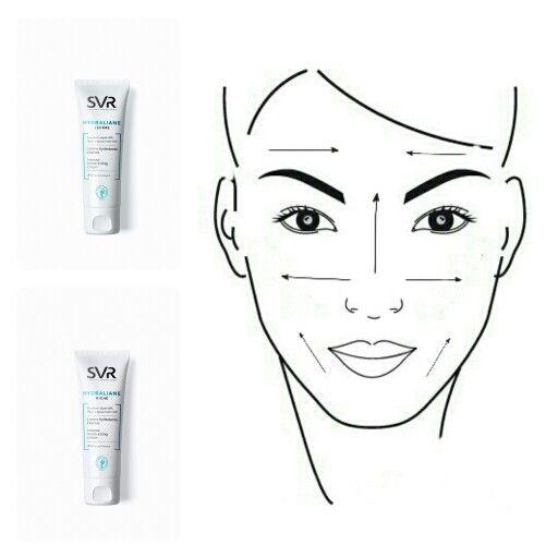 Come applicare bene la crema idratante. Qualche segreto di bellezza sul mio blog: http://passione-creativa.blogspot.it #beauty #beautysecrets #make #makeup #lifestyle   Leggi la recensione dei prodotti @SVR su @switchmagazine