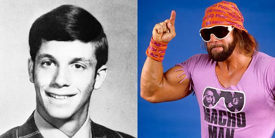 Before They Were Famous These WWE Wrestlers Looked Completely - Famous wwe wrestlers looked completely different