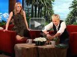 Funny stuff: Ellen tries to fix Emma Stone's phobia(video)